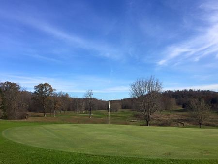Cave valley golf club cover picture