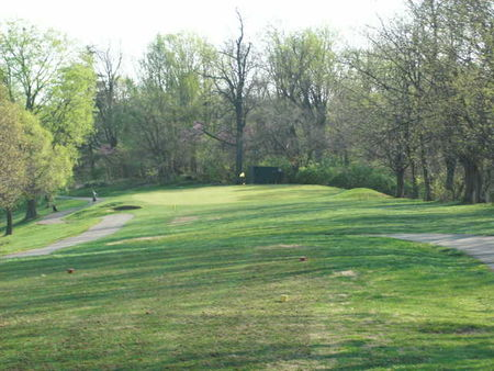 Cherokee Golf Course Cover