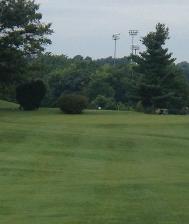 Overview of golf course named Clear Creek Golf Course
