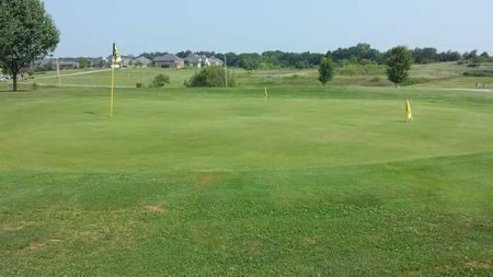 Coal Ridge Golf Course Cover