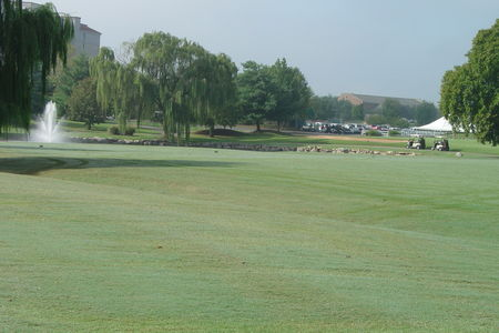 Crosswinds Golf Course Cover Picture