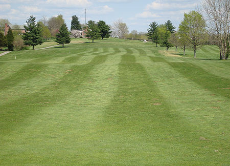 Eagle Creek Golf Course Cover Picture