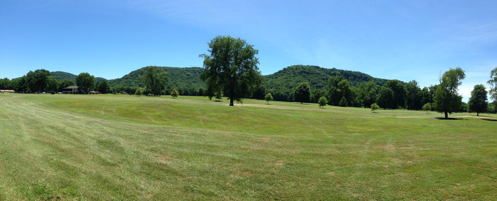 Overview of golf course named Estill County Golf Club