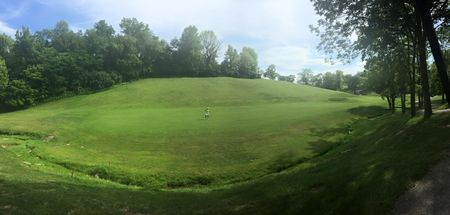 Golf Courses at Kenton County, The Cover Picture