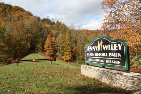 Jenny Wiley State Resort Park Cover