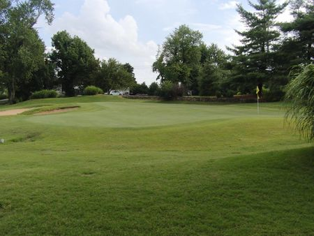 Madisonville Community Golf Course Cover Picture