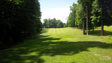 My old kentucky home state park golf course cover picture