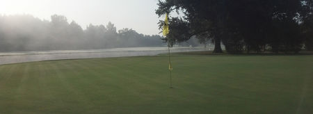Paxton park golf course cover picture