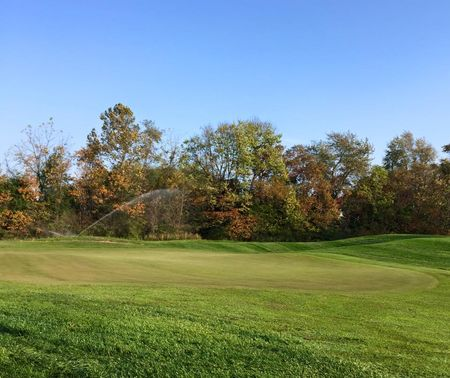 Persimmon Ridge Golf Club Cover