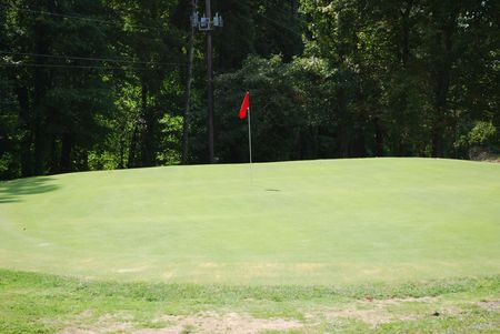 Stearns Golf Course Cover
