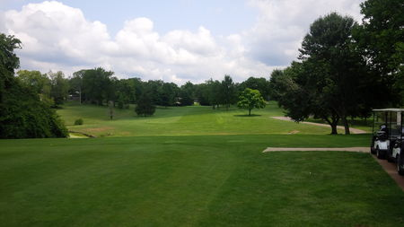 Overview of golf course named Tates Creek Golf Course