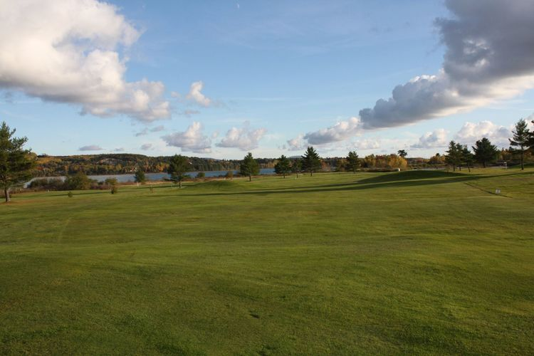 Bar harbor golf course cover picture