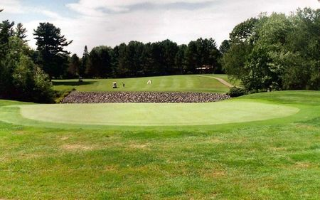 Brunswick golf club cover picture