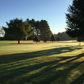 Country fareways par golf course cover picture