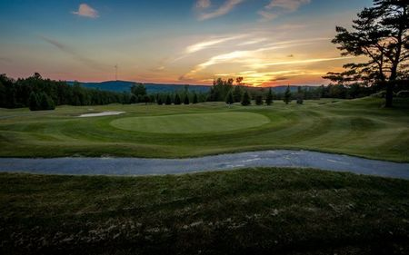 Meadows Golf Club, The Cover Picture
