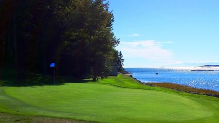 Sebasco Harbor Resort Golf Club Cover Picture