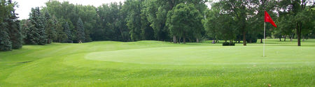 Brookland Executive Nine Golf Course Cover Picture