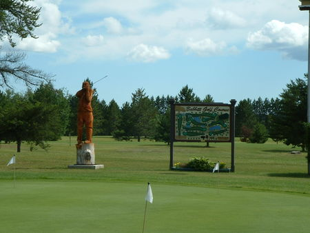Babbitt Golf Course Cover