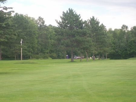 Big Lake Golf Club Cover Picture