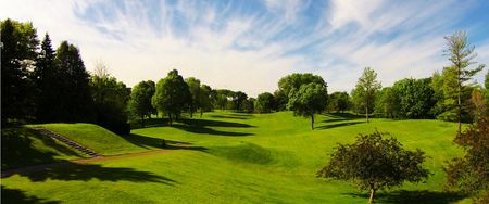 Oak ridge country club cover picture
