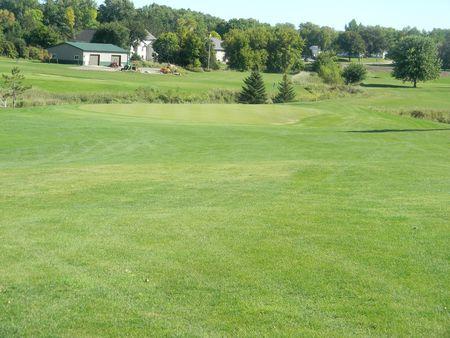Prairie Ridge Golf Course Cover