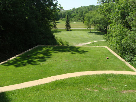 Saint Charles Golf Course Cover Picture