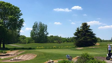 Sawmill golf club cover picture