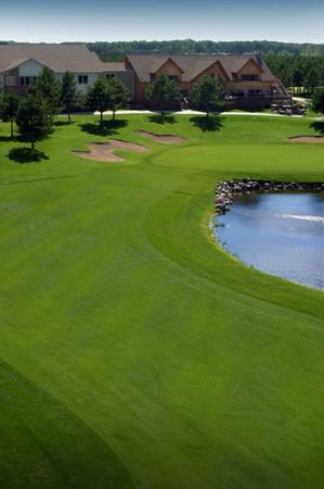 Thumper Pond Golf Course Cover Picture
