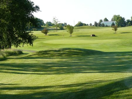 Overview of golf course named Albion Ridges Golf Course