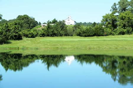 Rivers' Bend at Old Barn Resort Course Cover
