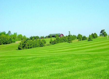 Black Bear Golf Course Cover