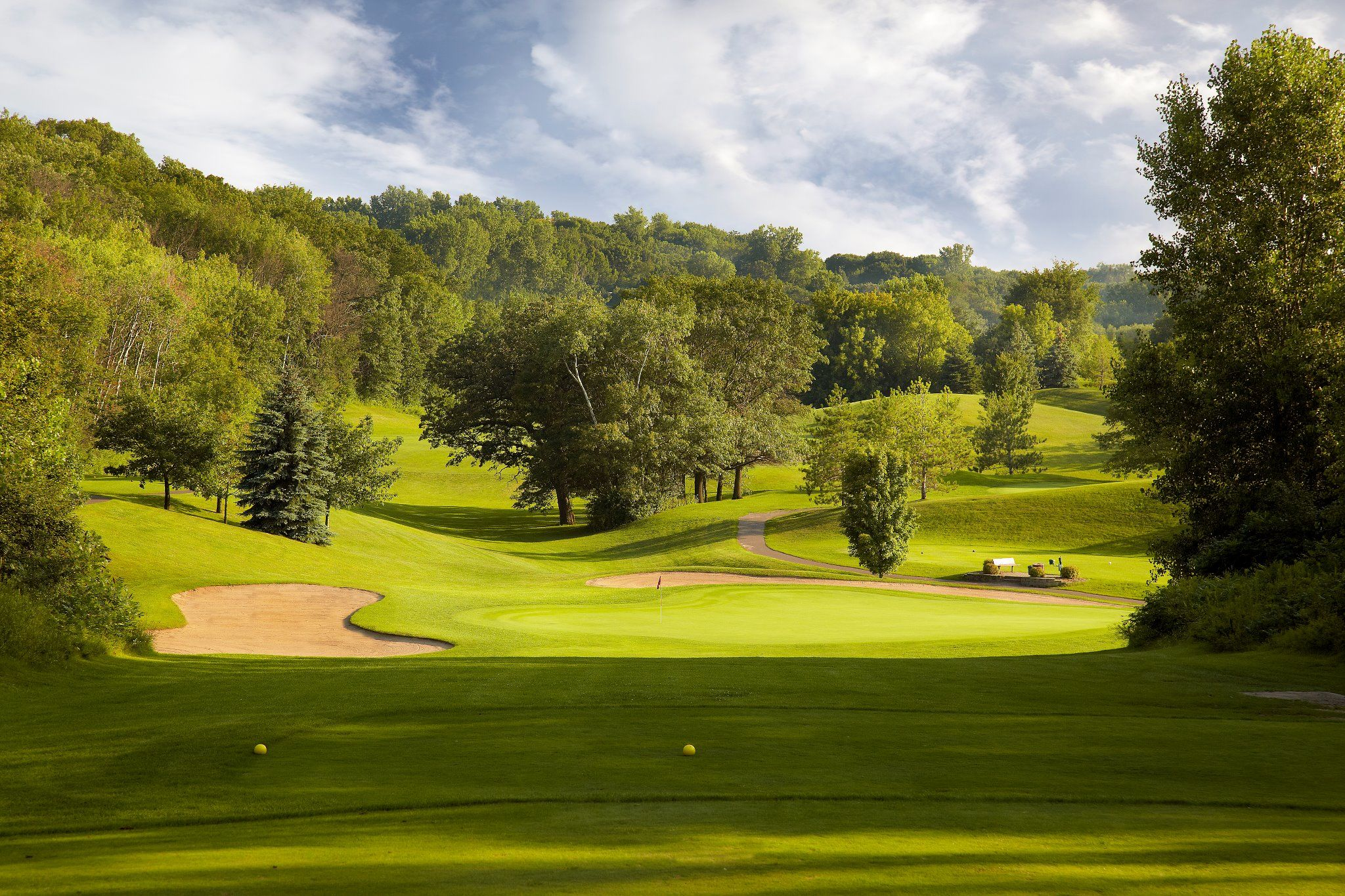Braemar golf course cover picture