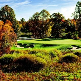 Breezy point golf course cover picture