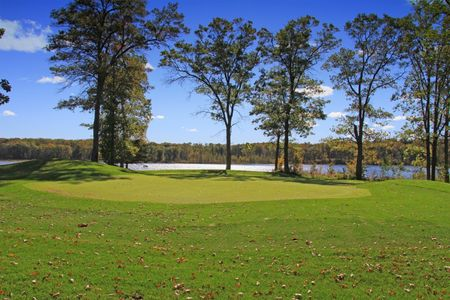 Crosswoods Golf Course Cover Picture