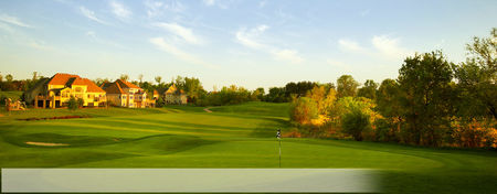 Ironman Golf Course Cover Picture