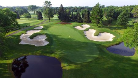 North Oaks Golf Club Cover Picture