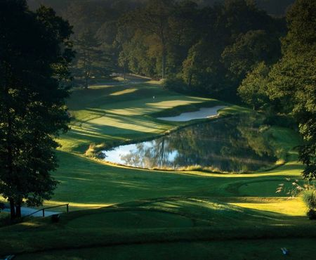 Oak hill golf club cover picture