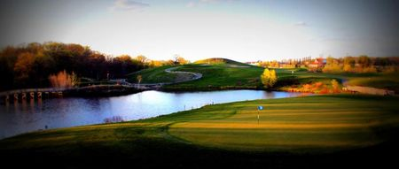 The ponds at battle creek golf course cover picture