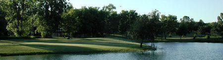 Princeton Golf Club Cover