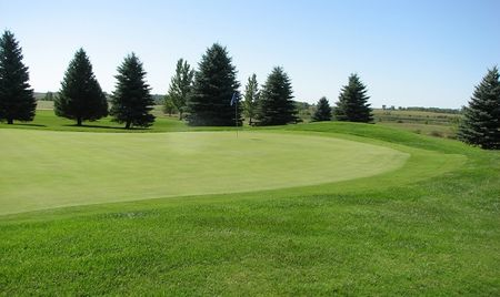 Tipsinah Mounds Golf Course Cover Picture