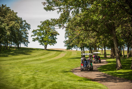 Wildflower Golf Course Cover Picture