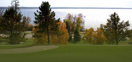 Bemidji town and country club cover picture