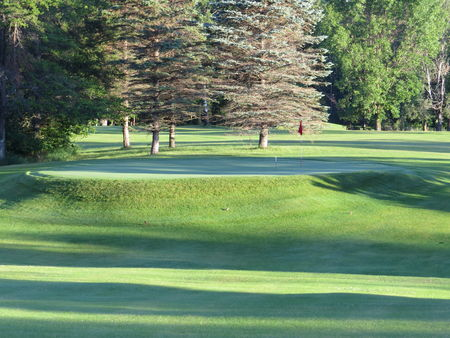 Greenwood golf course cover picture