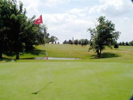 Harmony Golf Club Cover Picture