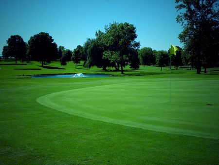 Mountain Lake Golf Course Cover Picture