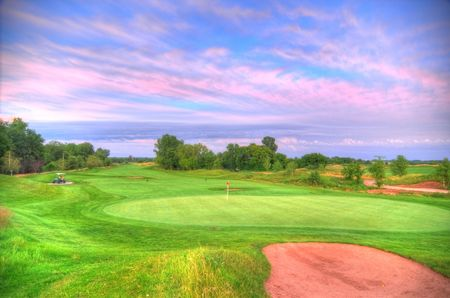 Logger's Trail Golf Club Cover Picture