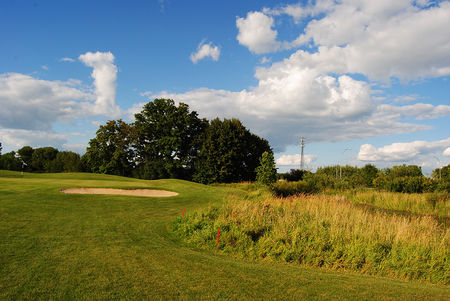 Bulrush Golf Club Cover Picture