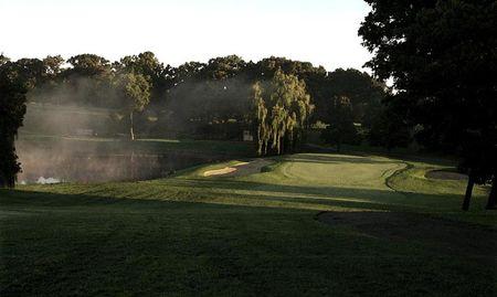 Island View Golf Club Cover
