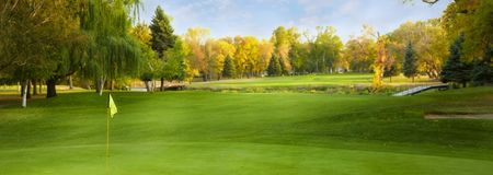 Marshall golf club cover picture