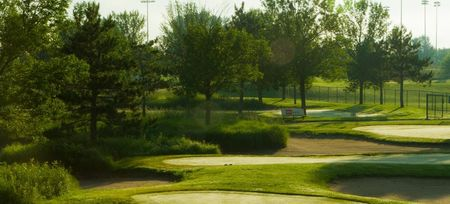 National Youth Golf Center Cover Picture